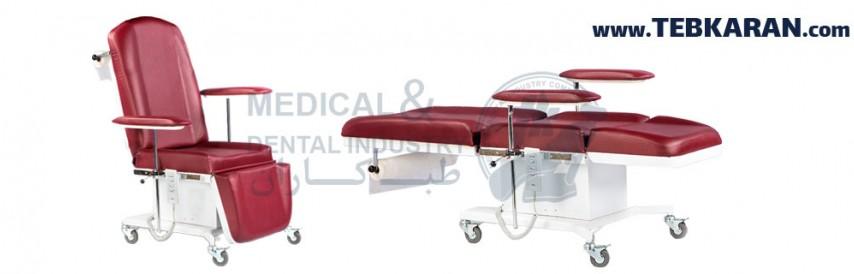 تخت خون گیری مدل B1.NS