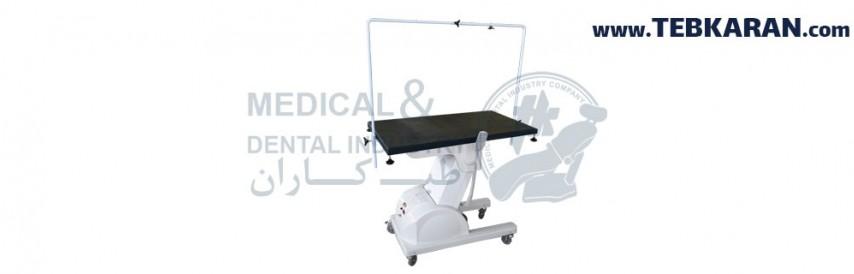 تخت جراحی دامپزشکی