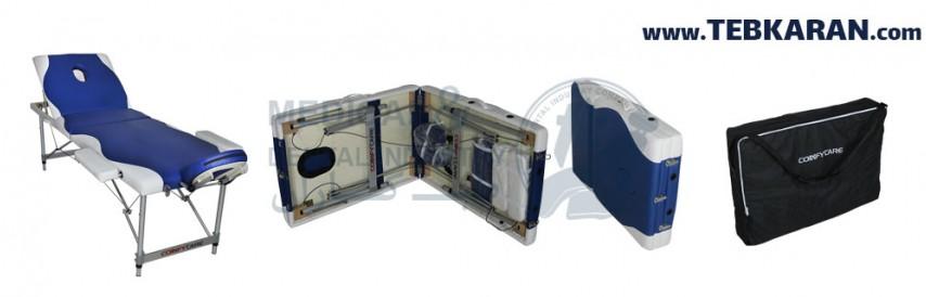 تخت ماساژ تاشو