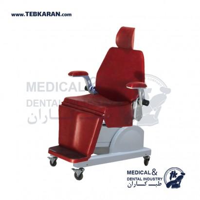 صندلی گردان گوش و حلق و بینی مدل E2.KHF