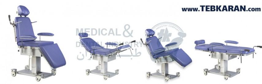 تخت اطاق عمل چشم پزشکی